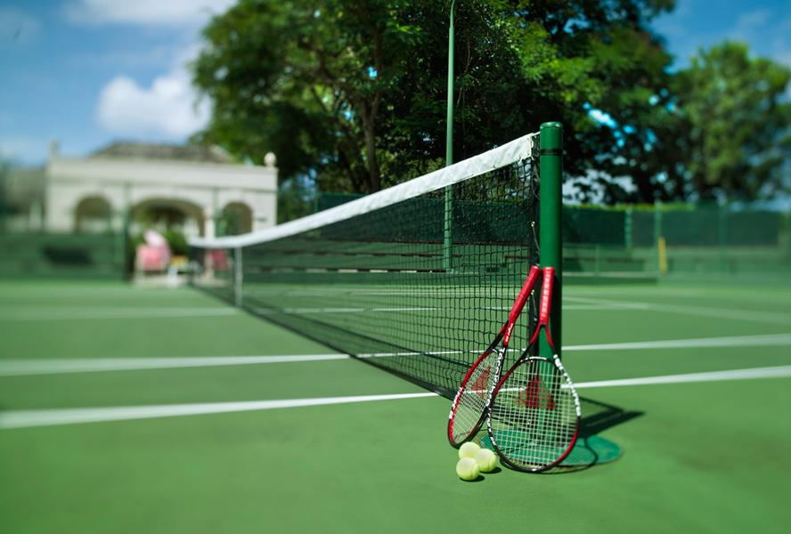 Ремонт теннисных кортов