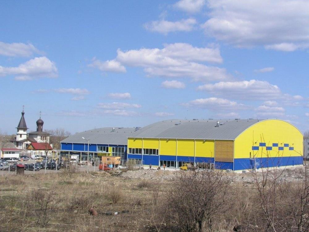 Универсальный спортивный центр, г.Нарва, Эстония: фото