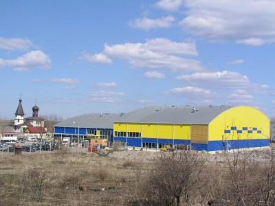 Универсальный спортивный центр, г.Нарва, Эстония