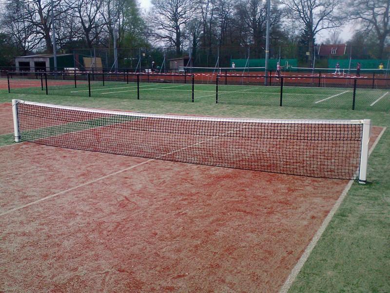 Оборудование Schaper для большого тенниса: фото