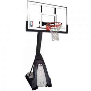 Полупрофессиональная передвижная баскетбольная стойка Spalding