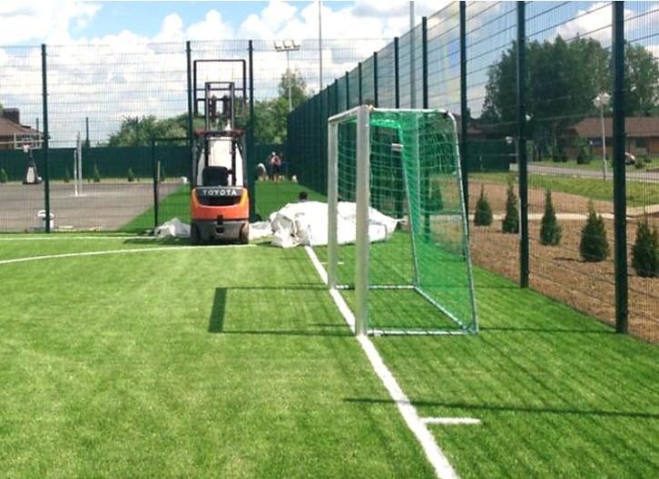 Ворота для мини-футбола от компании Schaper: фото