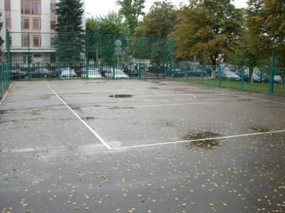 Универсальная спортивная площадка ГХУ Администрации Президента РБ