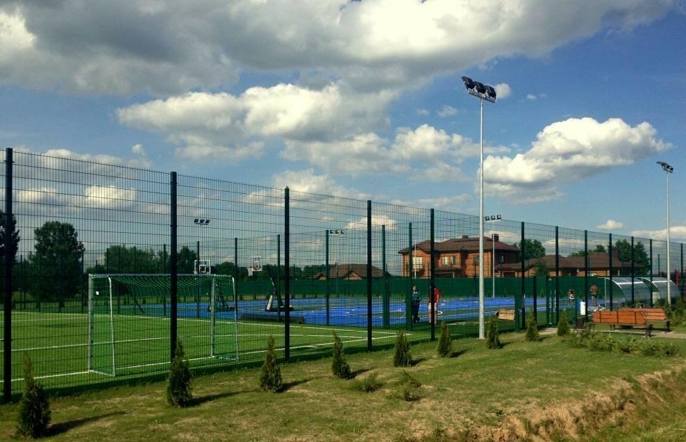 Спортивный комплекс в резиденции Президента Республики Беларусь. Александрия, Беларусь: фото
