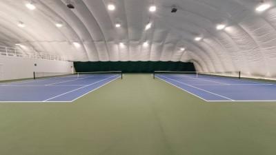 Гродненский теннисный центр по адресу ул. Горького 82
