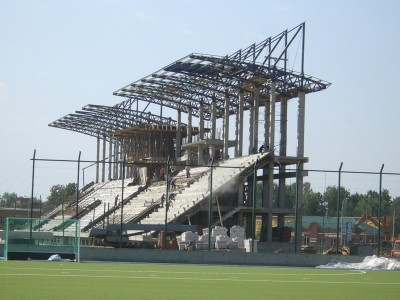 Стадион для игры в хоккей на траве. Динамо, Казань