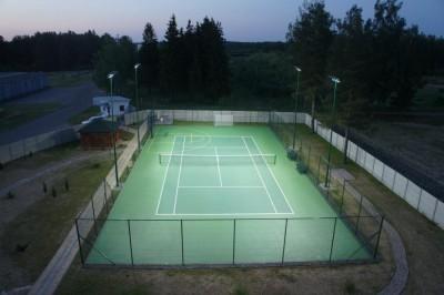 Теннисный корт Гродненская обл., Беларусь