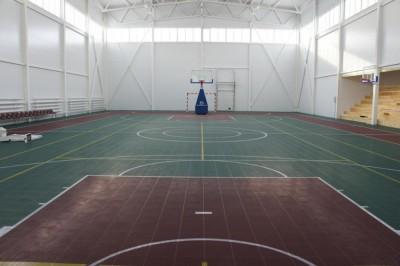Универсальный спортивный зал в д. Клетное, Пружанский р-н, Беларусь