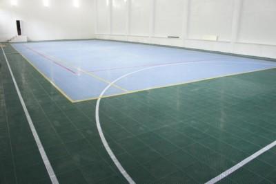 Универсальная спортивная площадка в санатории Крыница, Минск, Беларусь