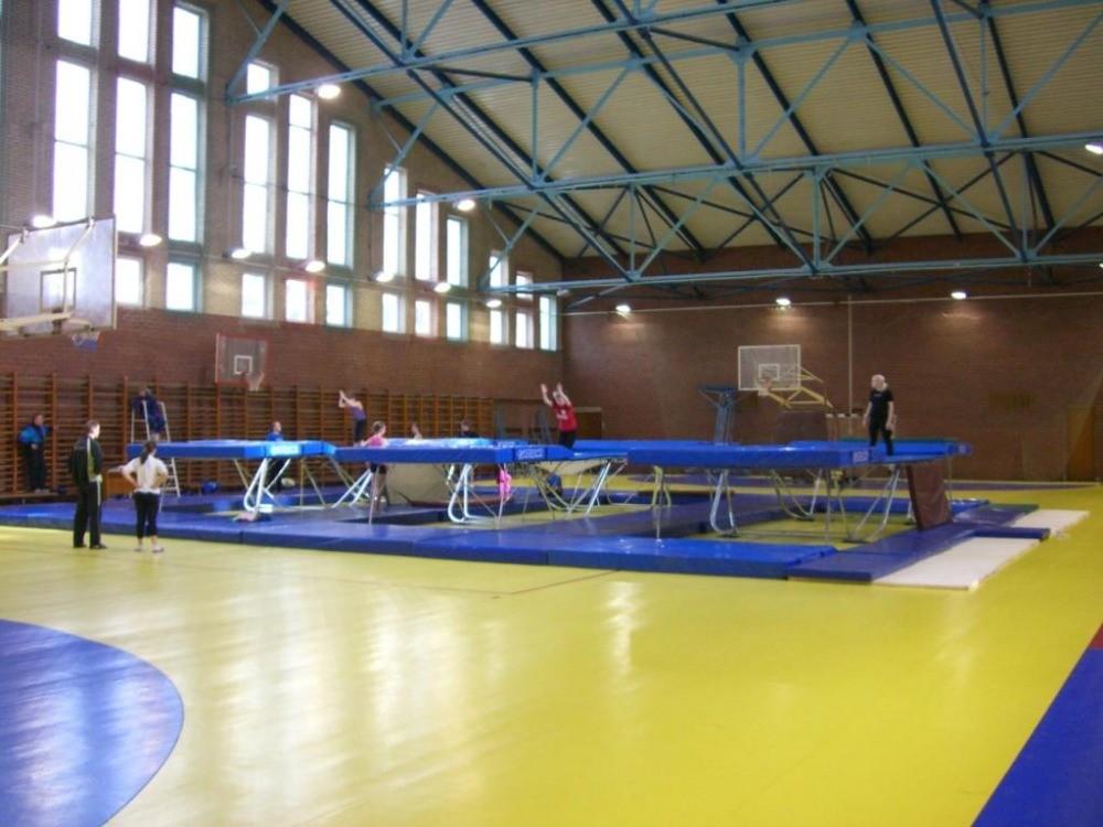 Универсальный спортивный зал, Раубичи, Беларусь: фото